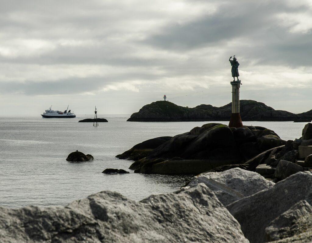 Fiskerkona - Norway